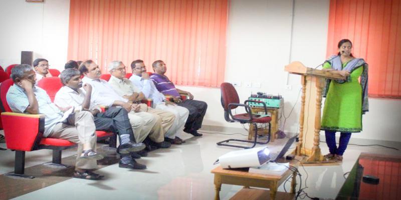Ph. D Viva Presentation in the Bioinformatics Seminar Hall