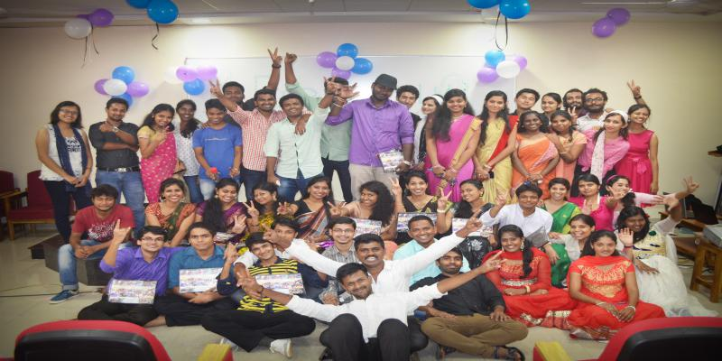 Farewell Party 2016 - organized by Students and Research Scholars of the